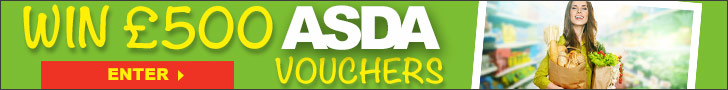 500 ASDA Vouchers