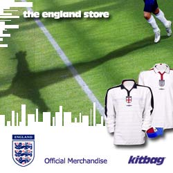 Buy England football shirt