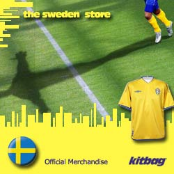Buy Sweden football shirt