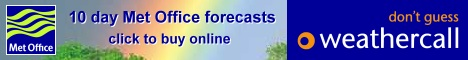 10 day met office forecasts