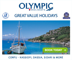 Olympic Holidays - CORFU