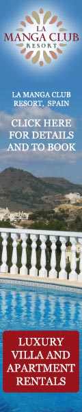 La Manga Club reservations - luxury villa & apartment rentals in southern Spain
