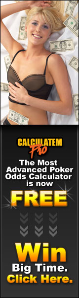 40211 Why you should use a Poker Odds Calculator
