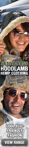 Sativa Hemp Bags
