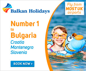 Holidays to Bulgaria from Scotland