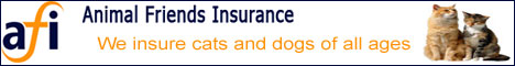 Animal Friends Insurance small banner