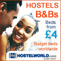 Cheap Hostels