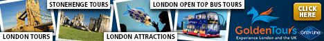 Golden Tours  - London Bus Tours & Attractions