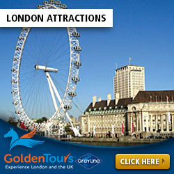 Golden Tours - London Attractions