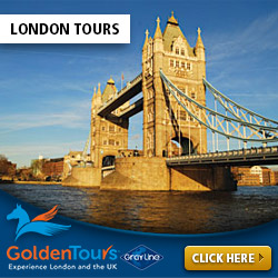 Golden Tours - London Tours