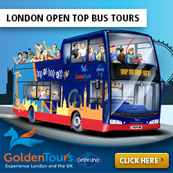 Golden Tours - Open top bus tours