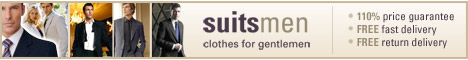 Suits Men - Clothes for Gentelmen