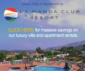 la manga family holiday resort spain