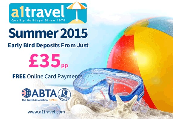 Summer Holiday offers