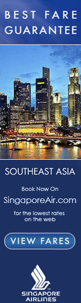 Click for Singapore Airlines fares to South Korea