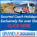 Grand UK Holidays - UK coach holidays