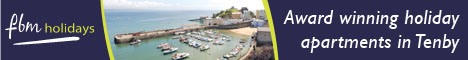 FBM Holidays - Holiday apartments in Tenby, UK