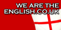Earn lottery points with We Are The English