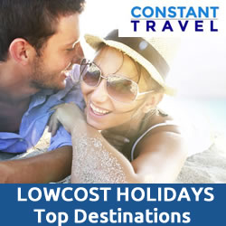 Constant Travel - Low Cost Holidays to Greece