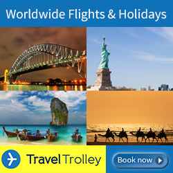 Travel Trolley - Worldwide Flights