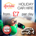 Affordable Tenerife Holidays Car Hire
