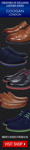 Coogan London - Leather Shoes for Men