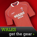 Welsh Rugby Merchandise
