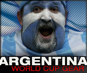 Argentina World Cup Roster