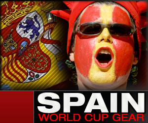 Spain world cup roster