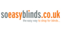 SoEasy Blinds Additional 10% Off SoEasy Blinds Coupon Code