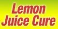 Lemon Juice Cure