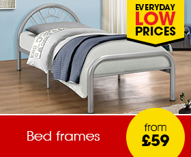 Bed Frames from £59