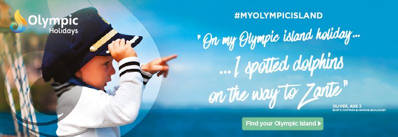 Find your Olympus island