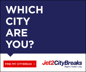 Jet2 City Break Offers
