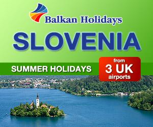 Balkan Holidays Slovenia