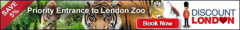 Discount London - London Zoo Priority Entrance Tickets