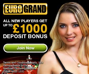 £1000 Euro Grand