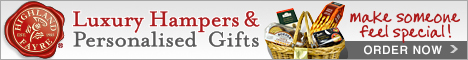 Luxury hampers and personalised gifts