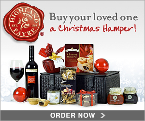 Highland Fayre Christmas Hampers
