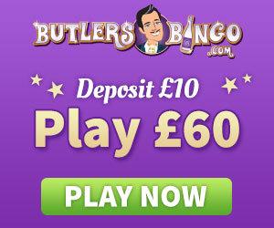 Butlers Bingo play now