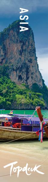 Topdeck Asia tours