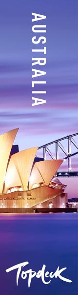 Topdeck Australia Tours