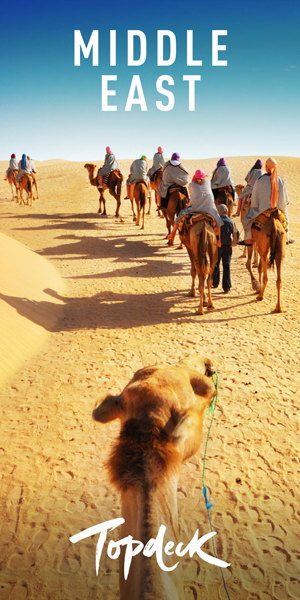 Topdeck Middle East Tours