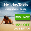 More Information or Book with Holiday Taxis