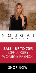 Nougat London?s clothes are instantly recognised as being high quality garments, combining classic styling with a contemporary twist but always remaining undeniably feminine