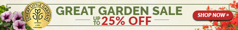Great garden sale