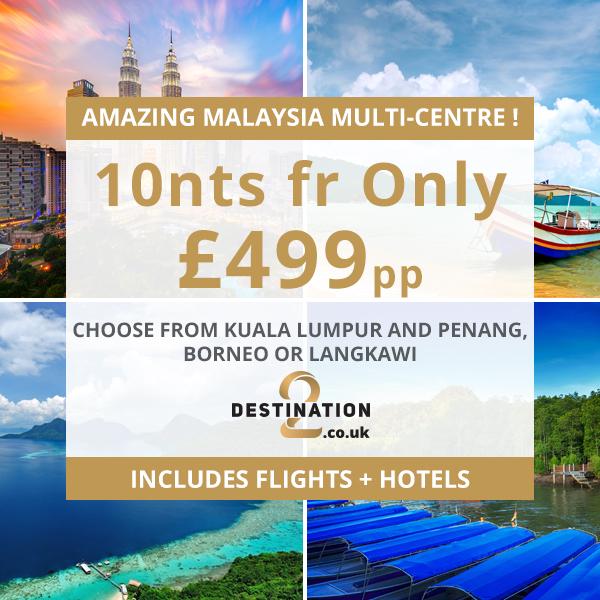 Destination 2 Malaysia