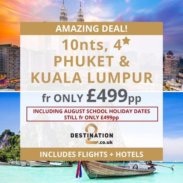 Destination 2 Luxury Holidays