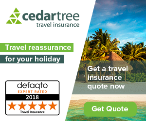 166021 Premium travel insurance | Best cover with the highest standard