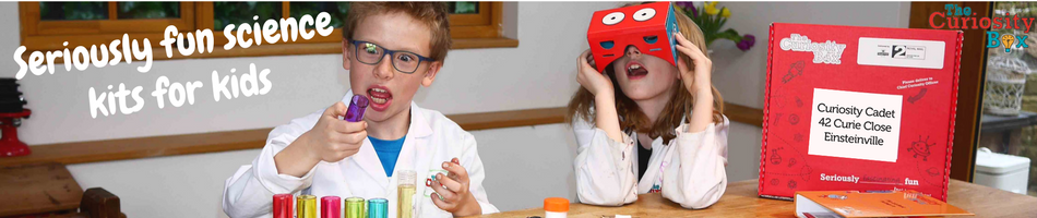 165595 Science subscription | The best hands-on fun for kids